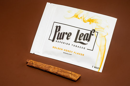 Blunt Pure Leaf golden honey