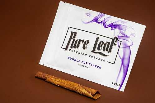 Blunt Pure Leaf double cup