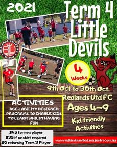 Term 4 Little Devils