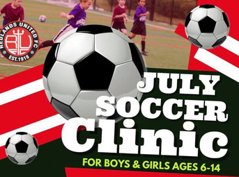 July School Holiday Clinic