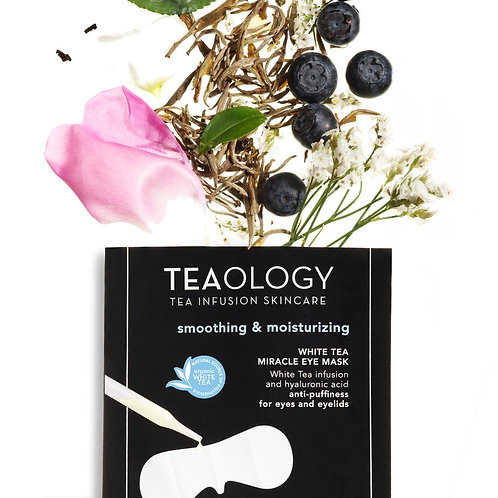 White Tea Miracle Eye Mask