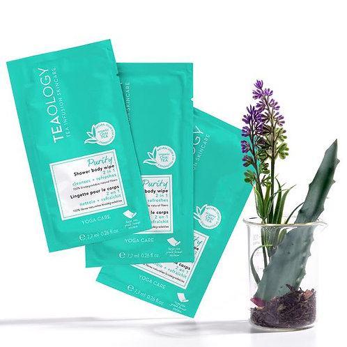 Yoga Line Shower Body Wipes