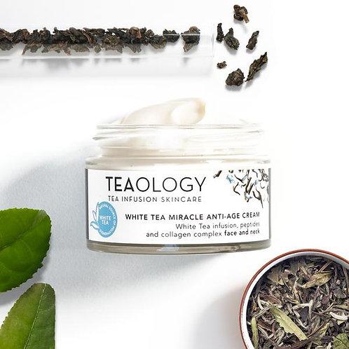 White Tea Miracle Anti Age Cream