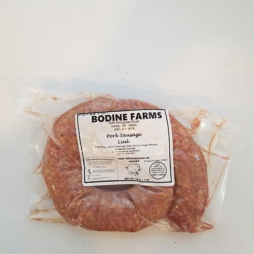 Pork Sausage Links (rope)