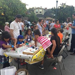 2015 Neighborhood Summer Block Party
