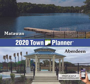 NJ_Matawan-Aberdeen_Town Planner Calendar 2020