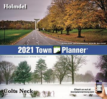 2021 Town Planner - HOLMDEL _ COLTS NECK