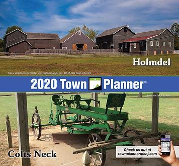 NJ_Colts-Neck-Holmdel_Town Planner Calendar 2020