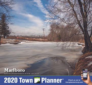 NJ_Marlboro_Town Planner Calendar 2020