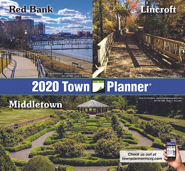NJ_Red-Bank-Lincroft-Middletown_Town Planner Calendar 2020