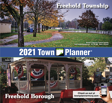 2021 Town Planner - FREEHOLD TWP _ FREEH