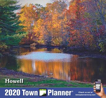 NJ_Howell_Town Planner Calendar 2020