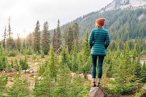 Backpacking-Russell-Lake-Jefferson-Wilde