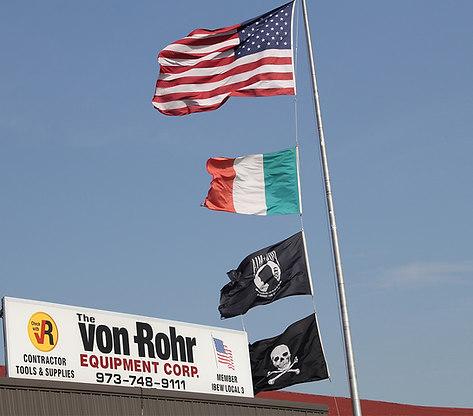 Von Rohr Equipment Corp.
