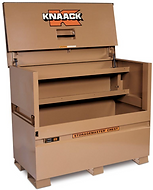 KNAACK Storage Boxes available at Von Rohr Equipment.