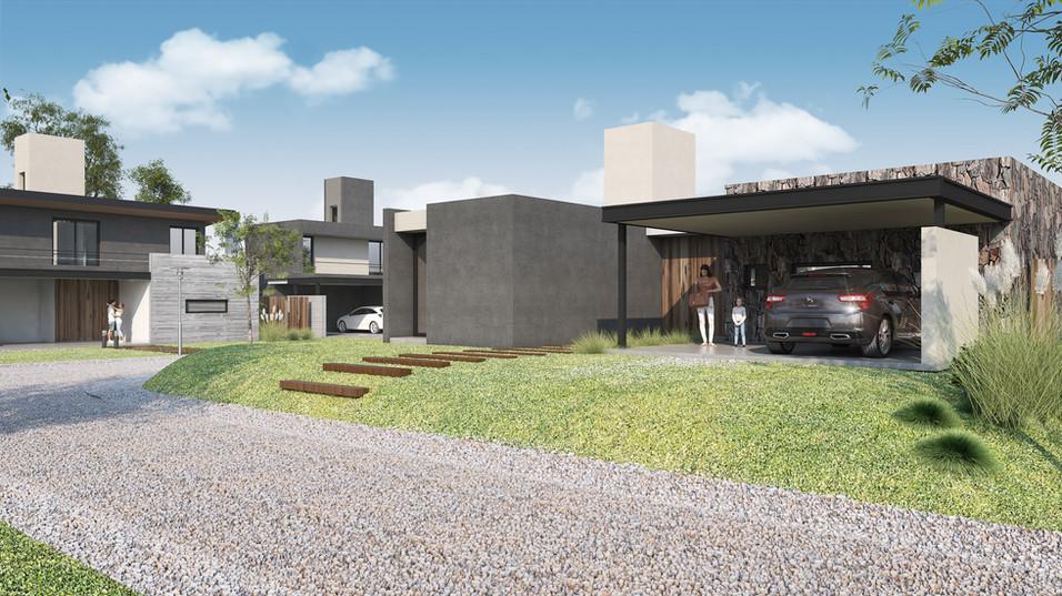 HOUSING BOSQUE SERENO