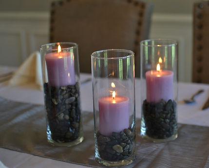 Candle Centerpiece 1
