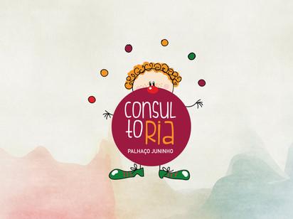 Marca: Consultoria Palhaço Juninho