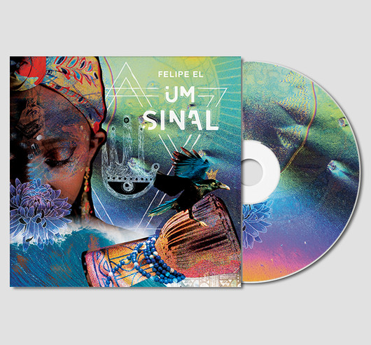 Capa de CD: Felipe El