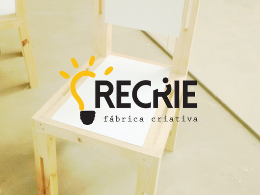 Logotipo: Recrie