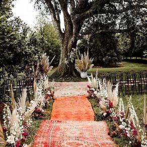 10 MODERN BOHO Wedding Trends