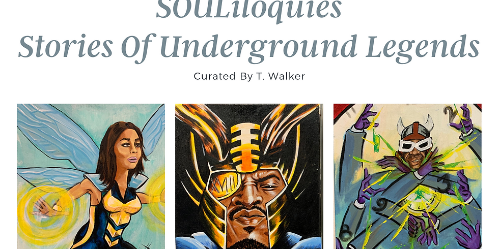 SOULiloquies Interactive Experience and Interviews.