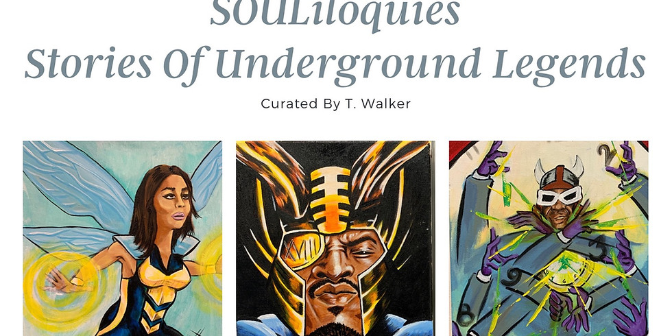 SOULiloquies Opening Session III