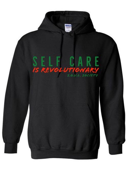 Self Care hoodie