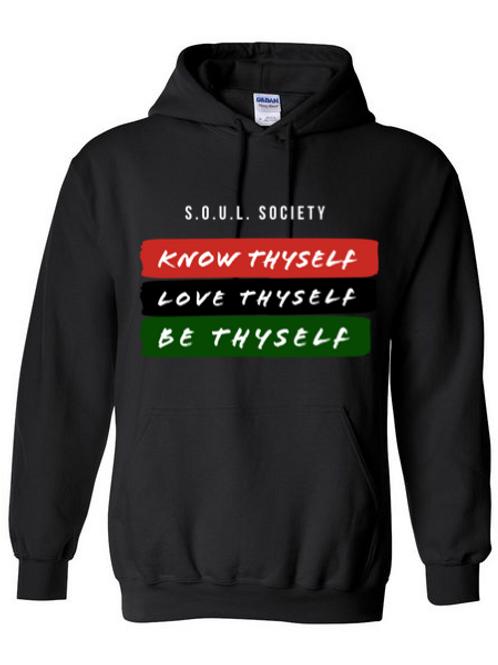 Know Thyself RBG Hoodie