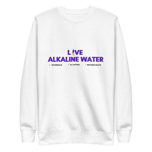 Live Alkaline Unisex Fleece Pullover