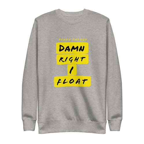Float Unisex Fleece Pullover