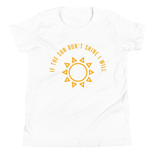 Youth Sunshine Short Sleeve T-Shirt