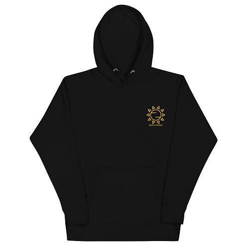 Sunshine Embroidered Unisex Hoodie