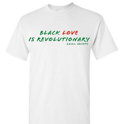 Black Love | Revolution Tee
