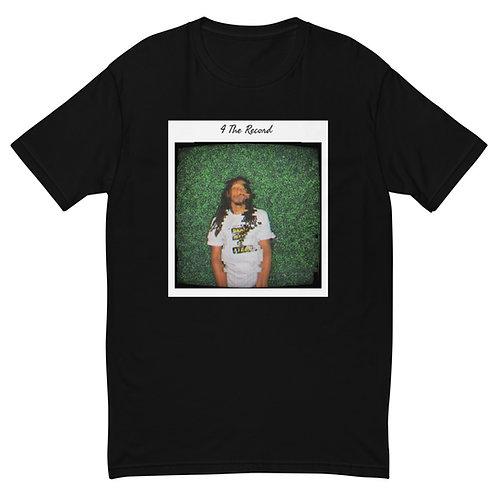 4 The Record Album Short Sleeve T-shirt