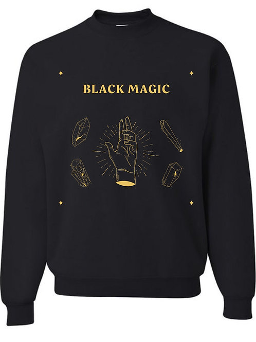 Black Magic Sweater