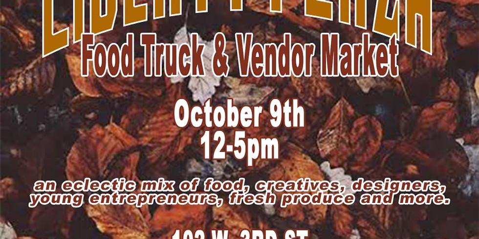 Liberty Plaza Market Vendor Registration
