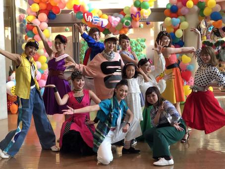 Dance School 5月より新規開校