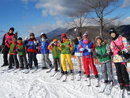 スキー教室のご案内