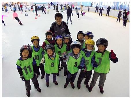 ⛸春のスケート体験教室⛸