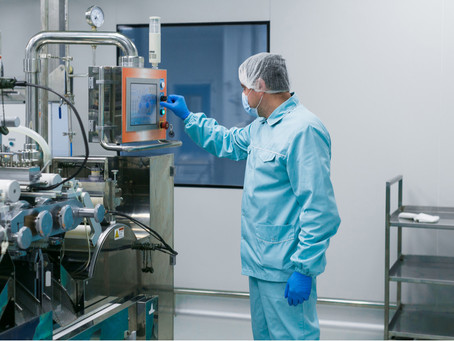 Pharmaceutical Cleanroom Classification using ISO 14644-1 and the EU GGMP Annex 1 Part 2: Practical