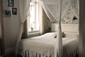 dubbelrum eller enkelrum i queen rum hotell okéns bed and breakfast