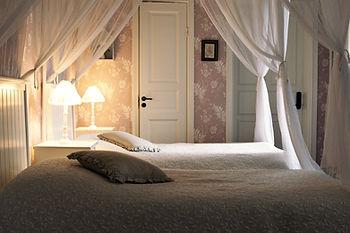 dubbelrum eller enkelrum i twin rum hotell okéns bed and breakfast