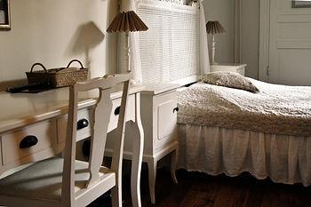 dubbelrum eller enkelrum i petit rum hotell okéns bed and breakfast
