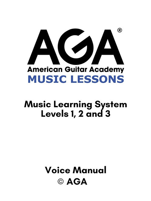 AGA Voice Manual