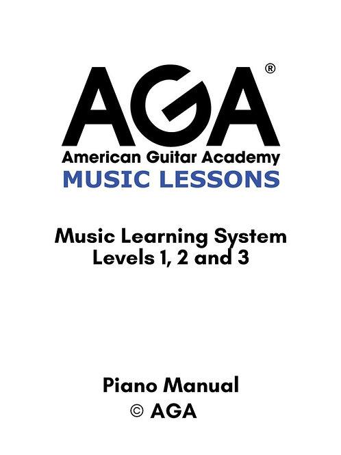 AGA Piano Manual
