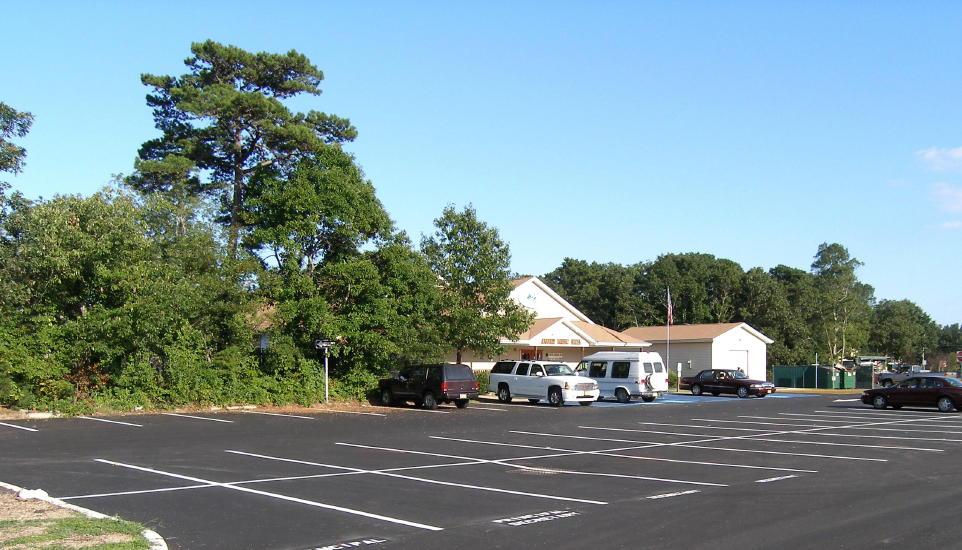 LW-ParkingLot