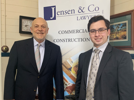 Jensen & Co Lawyers lands finalist spot at the Australian Law Awards