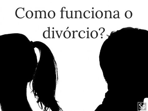Como funciona o divórcio?