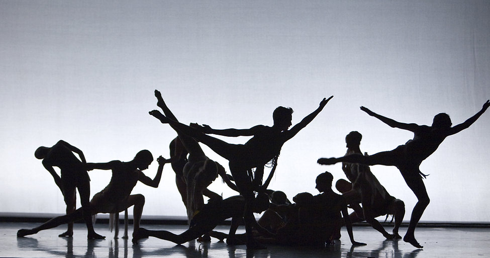 Espectáculo de danza